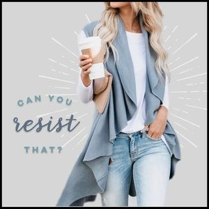 Irresistible Convertible Vest